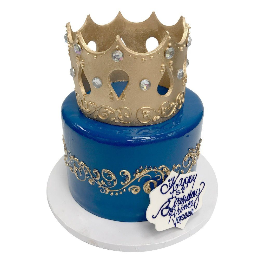 Fit For Royalty Theme Cake Freed's Bakery