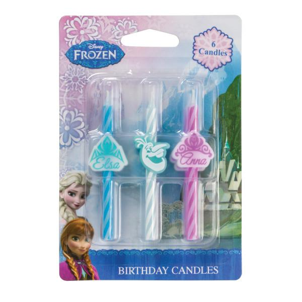 Character Candles Candle Freed's Bakery Frozen
