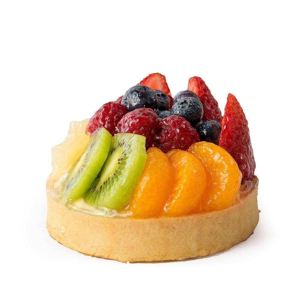 Fruit Tart Cake Slice & Pastry Freed's Bakery