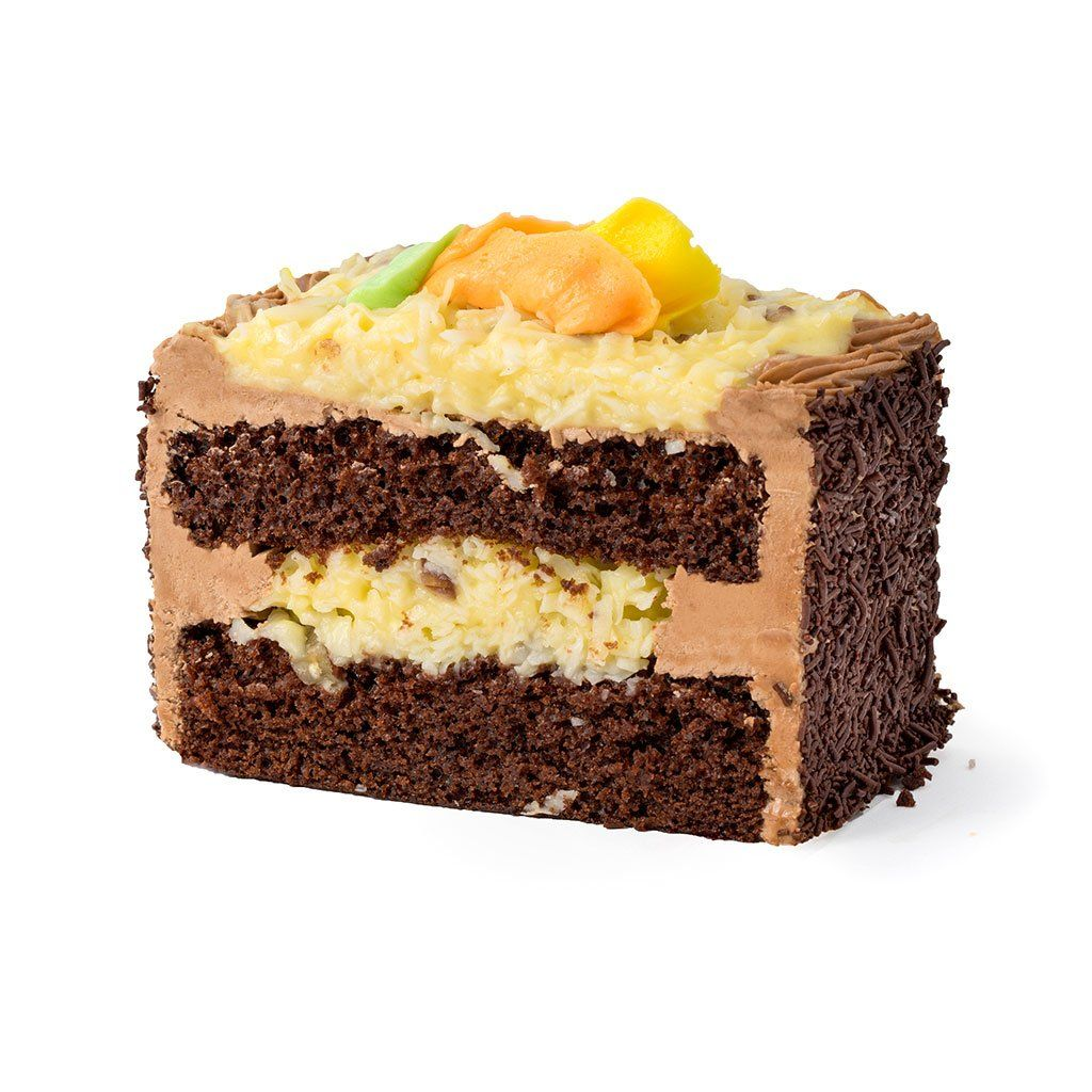German Chocolate Dessert Cake Dessert Cake Freed's Bakery