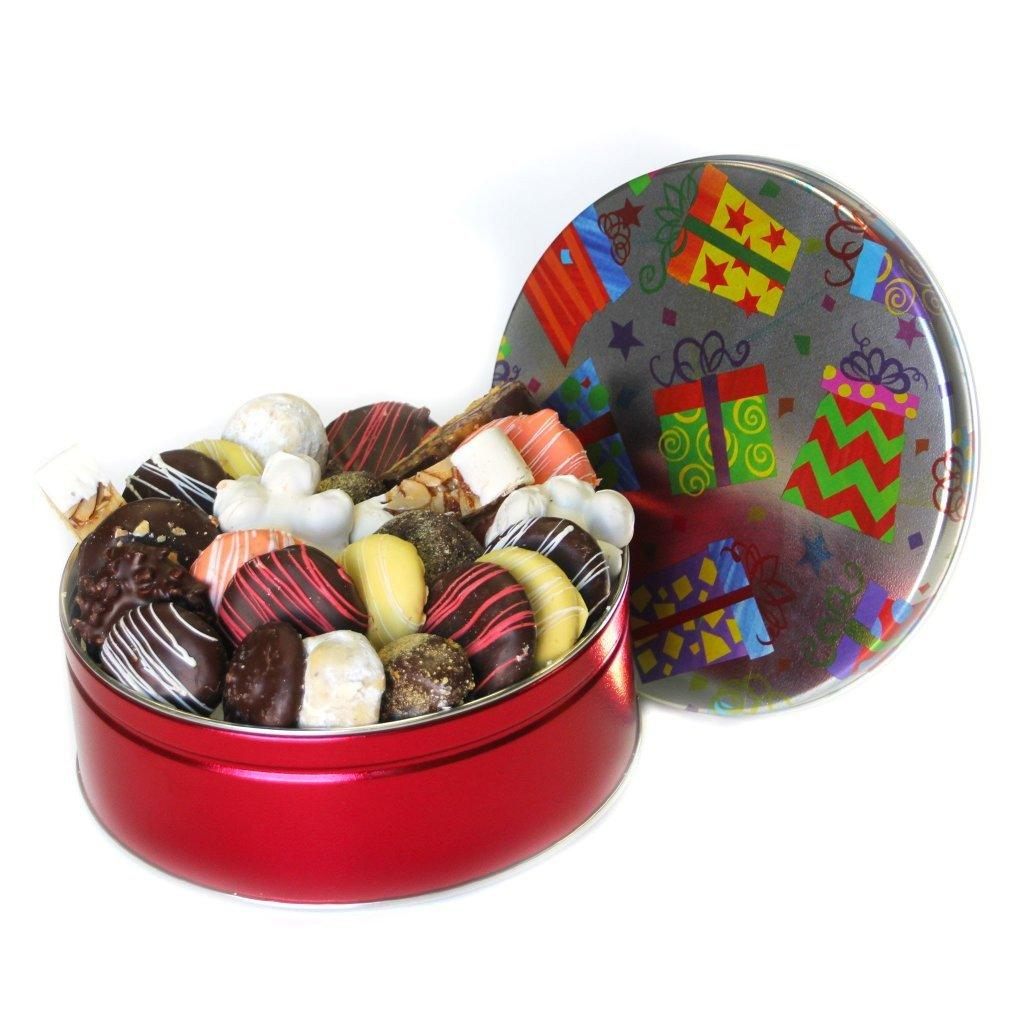 Gift Boxes Cookie Tin