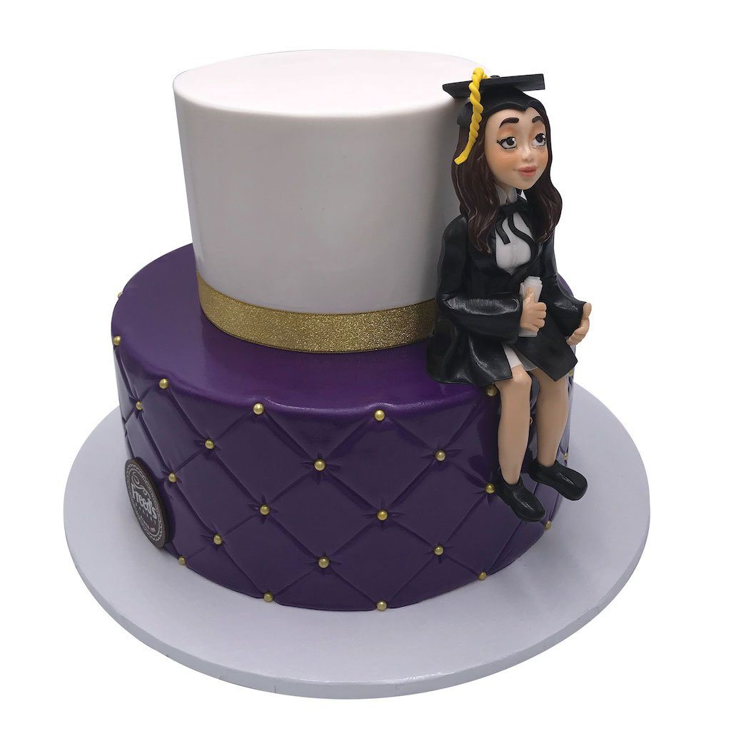 Valedictorian Graduation Freed's Bakery