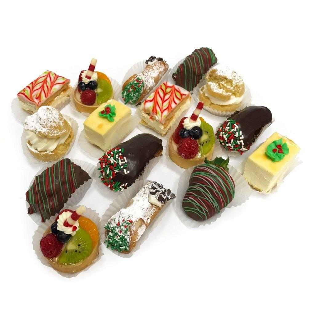Holiday Mini Pastry Assortment