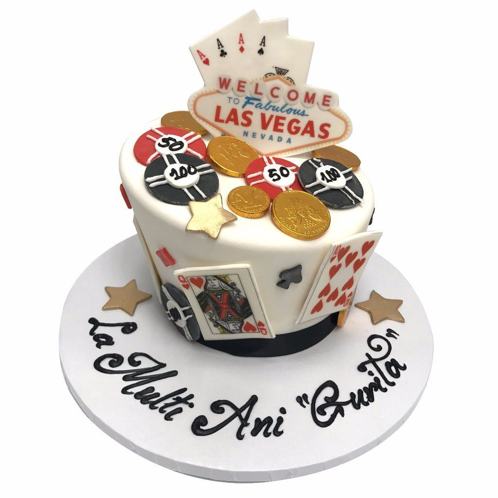Aces Wild Vegas Design Freeds Bakery