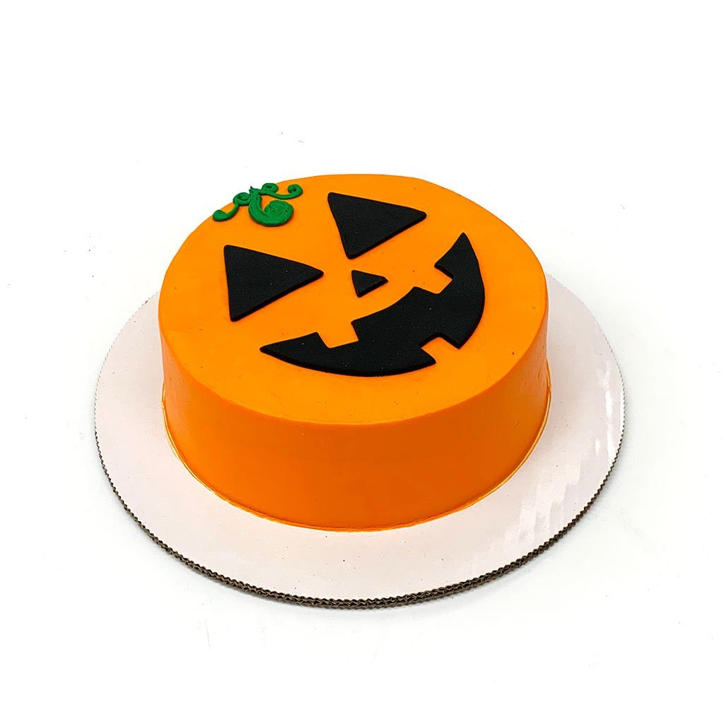 Cake O' Lantern Halloween Cake Theme Cake Freed's Bakery