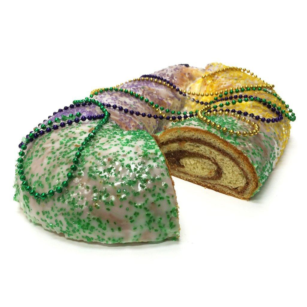 King Cake Holiday Item Freed's Bakery