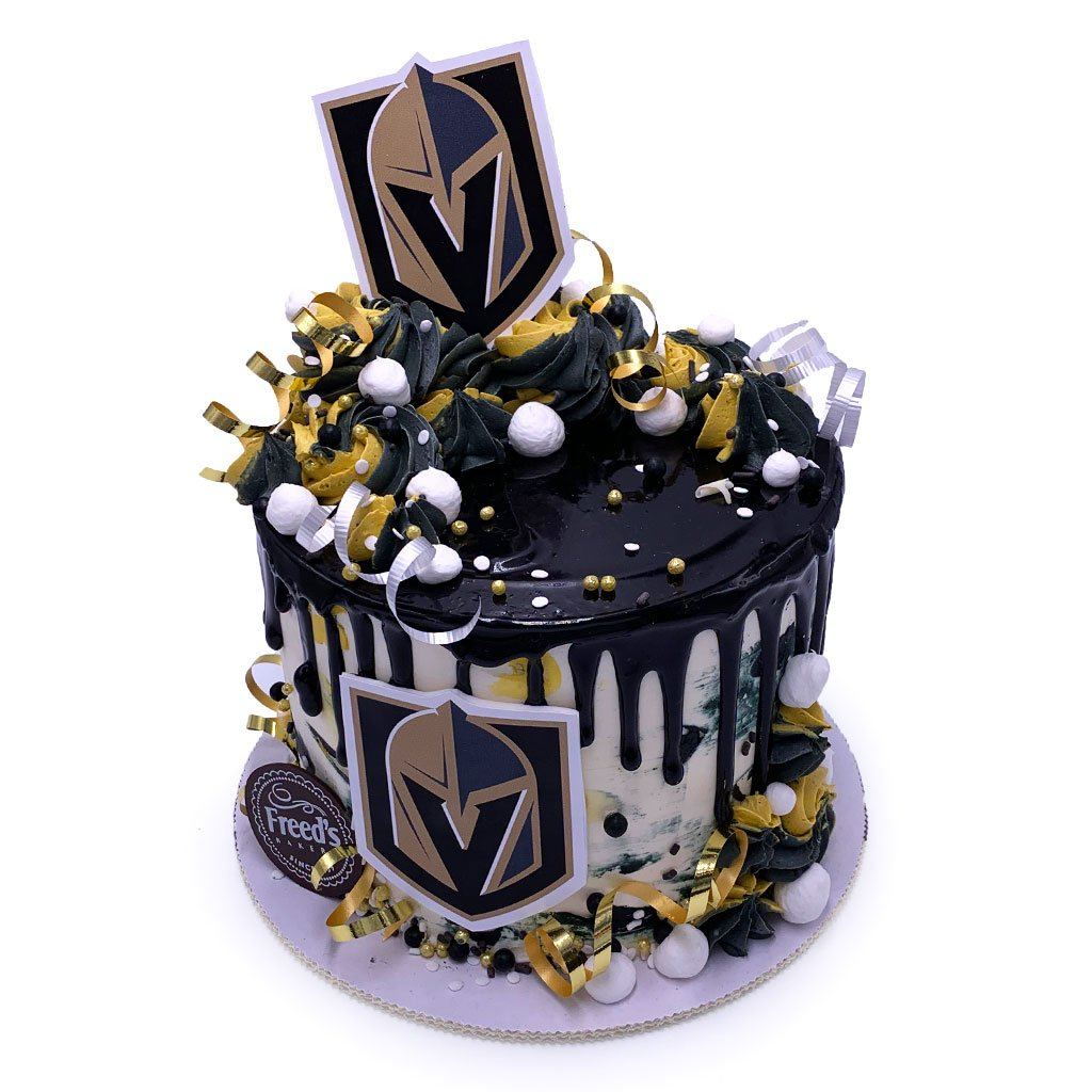 Knight Up Theme Cake Freed's Bakery