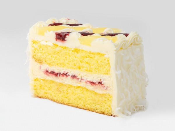 Lemon Breeze Cake Cake Slice & Pastry Freed's Bakery