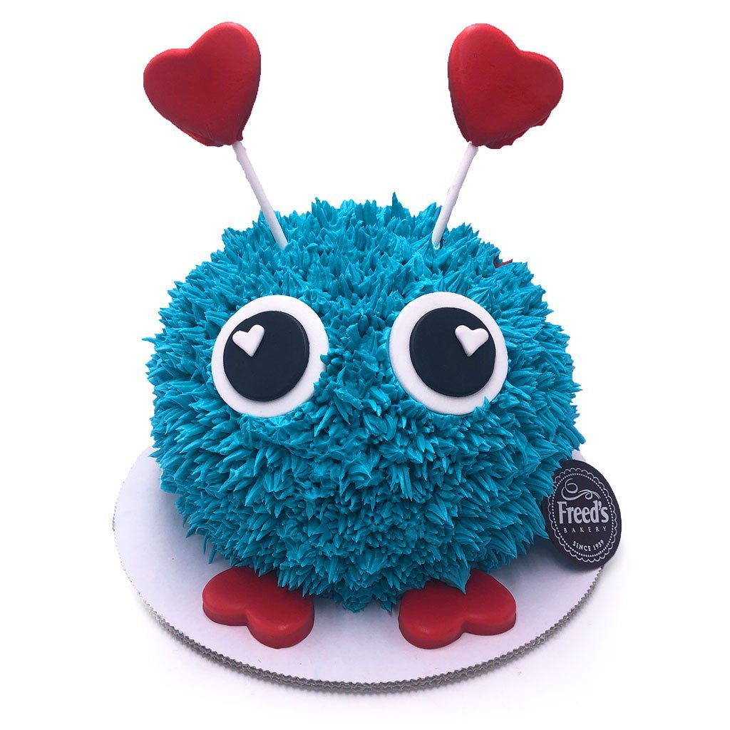 Love Bug Cake Decorating Class for Kids Event Freed's Bakery