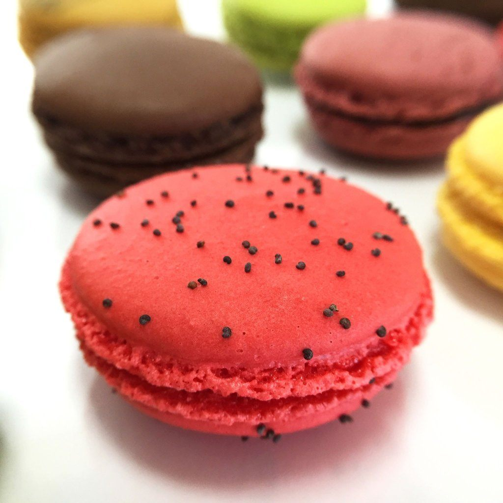 French Macaron Assortment