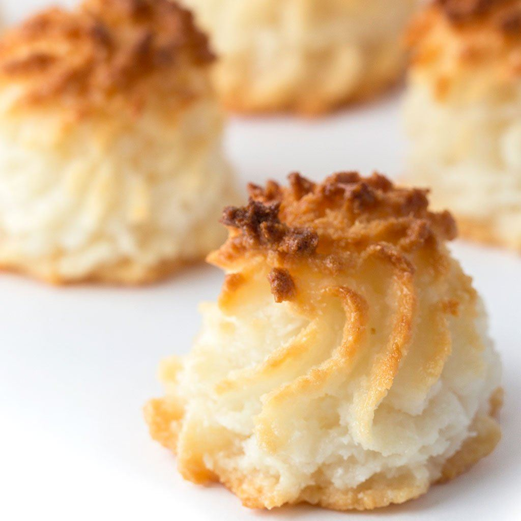 Coconut Macaroon Cookie Freed's Bakery