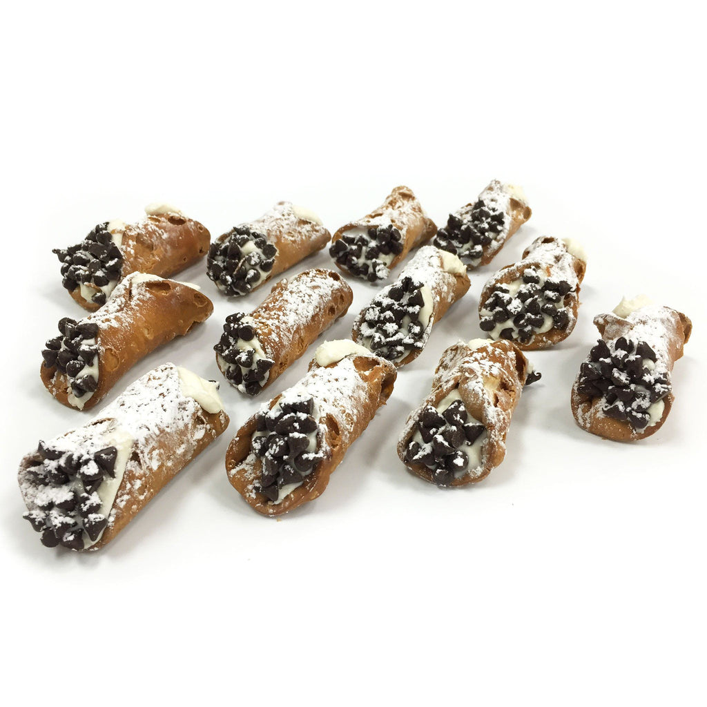 Mini Cannoli Cake Slice & Pastry Freed's Bakery