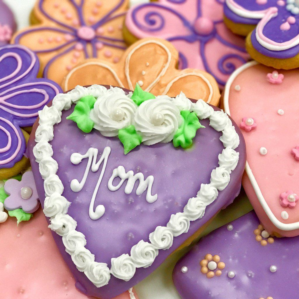 Mommy and Me Cookie Decorating Experience Event Freed's Bakery