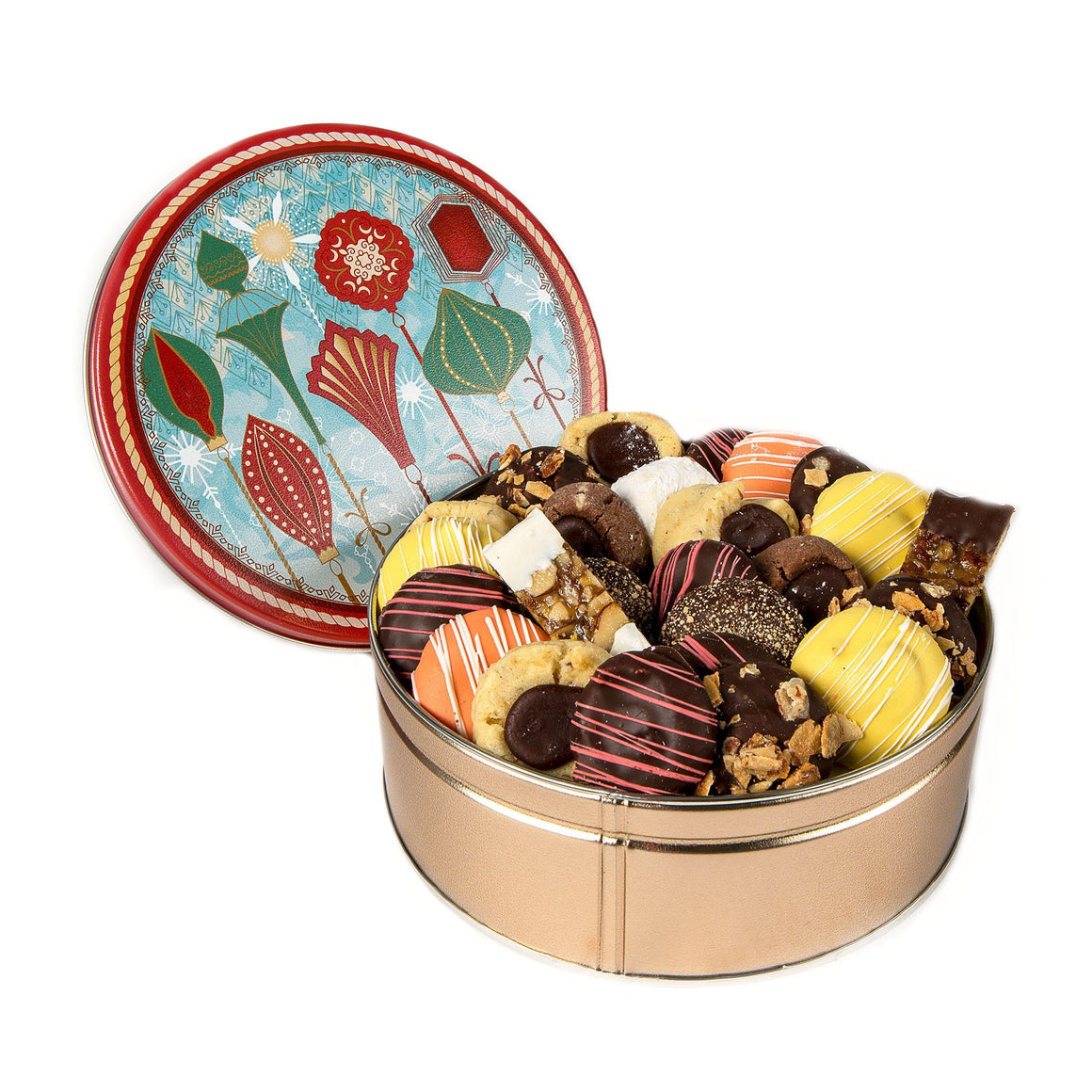 Ornaments Cookie Tin