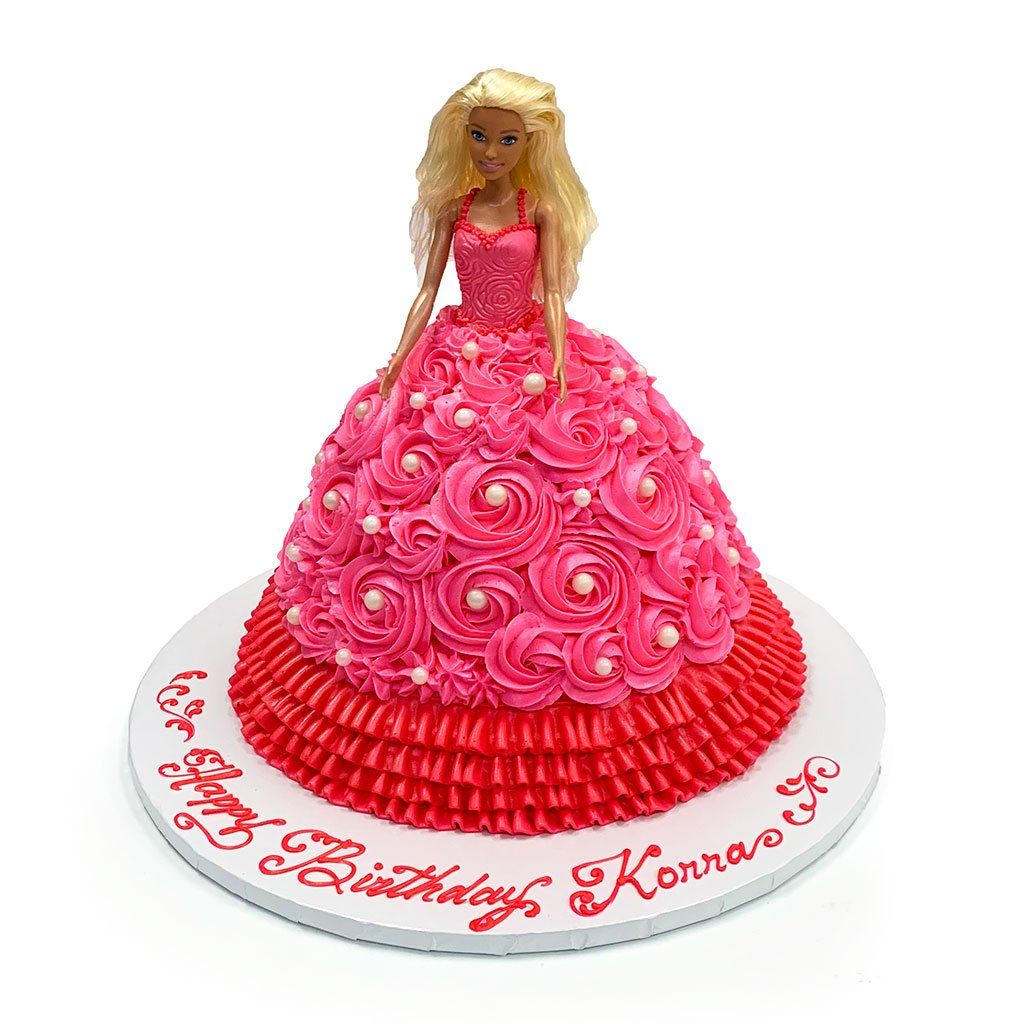 Party Dress Birthday Cake Theme Cake Freed's Bakery