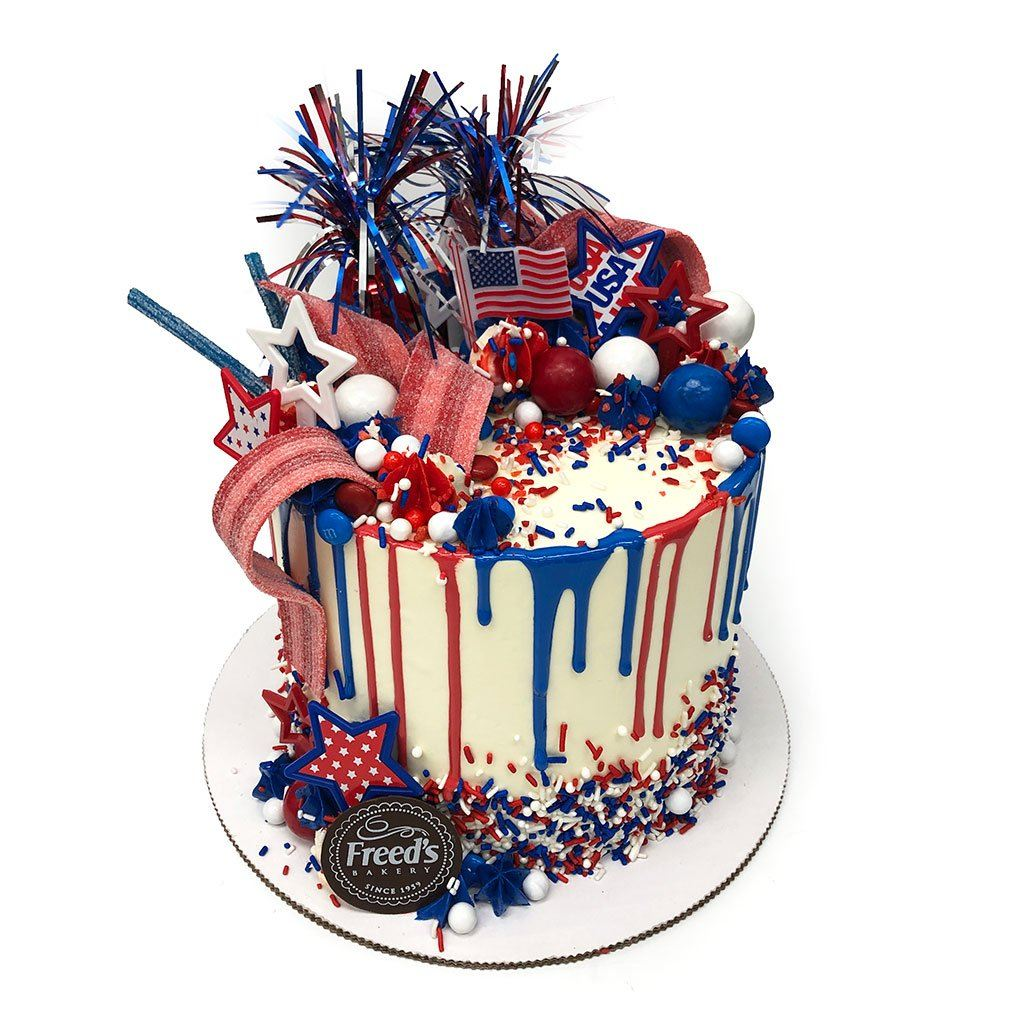 Patriot Cake Decorating Class (For Two) Event Freed's Bakery
