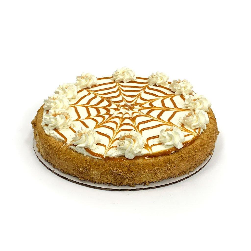 Pumpkin Cheesecake Cake Freed's Bakery