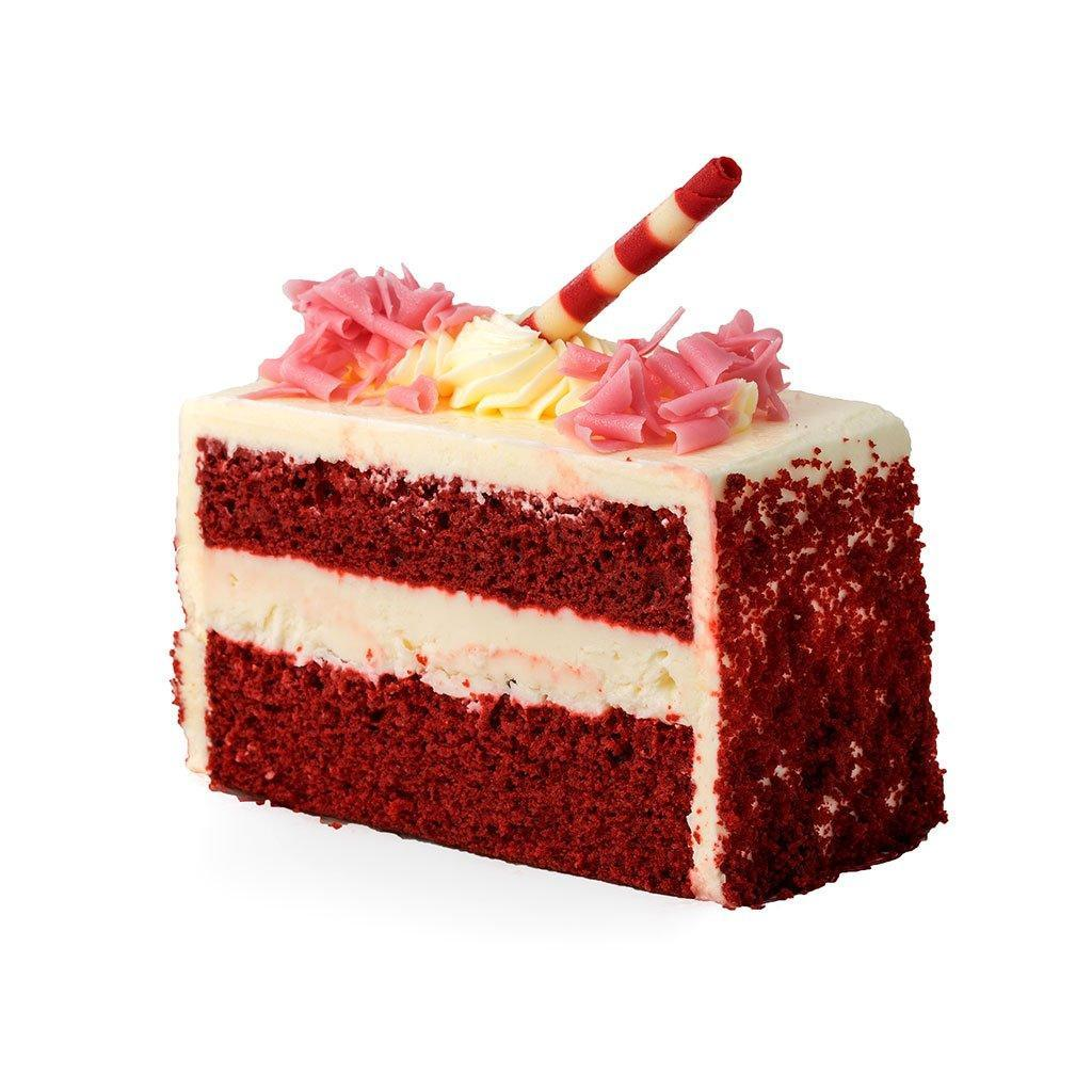 Cozy-Sized Red Velvet Vegas Dessert Cake Dessert Cake Freed's Bakery