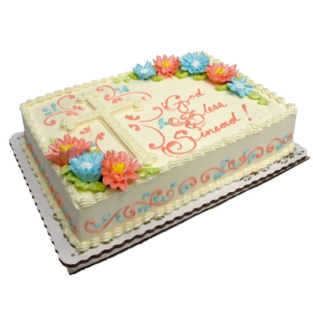 Spring Blessings Theme Cake Freed's Bakery