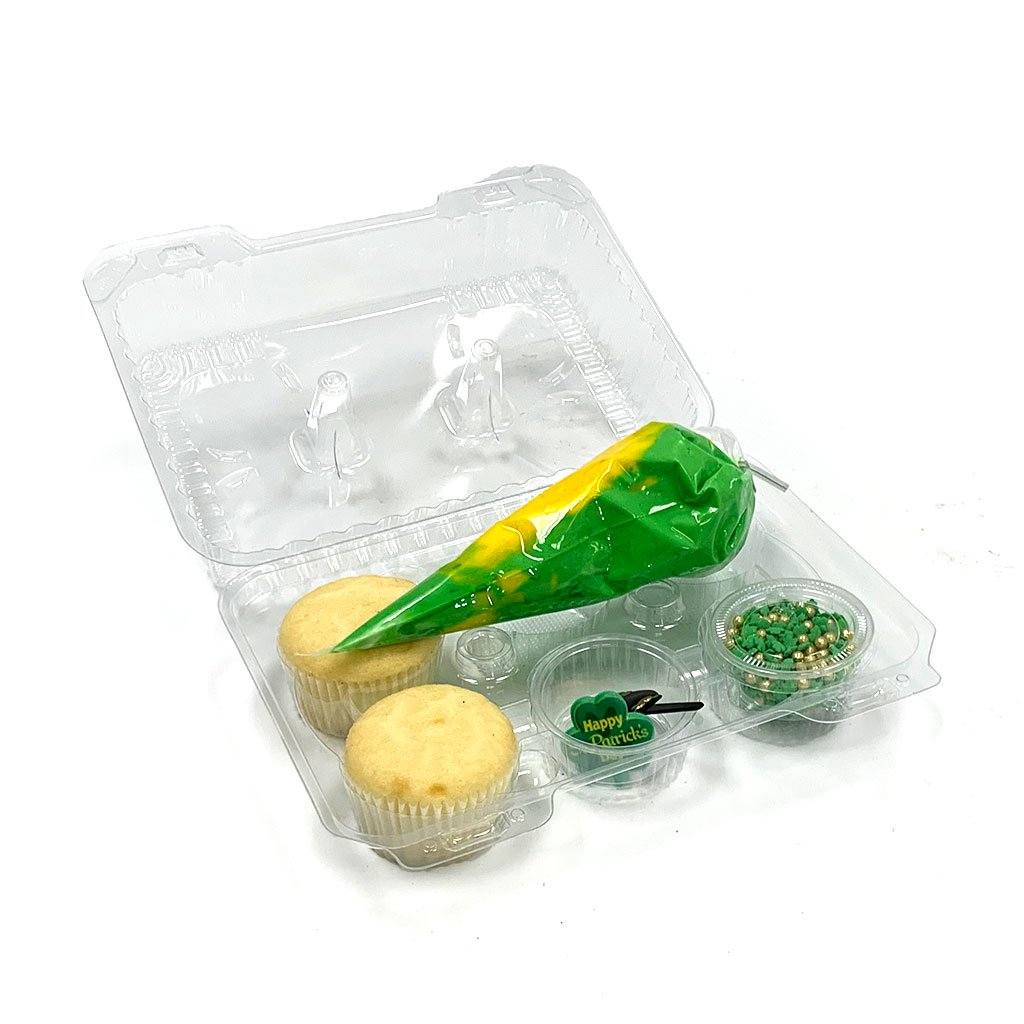 St. Patrick's Day Cupcake Activity Kit Activity Kit Freed's Bakery