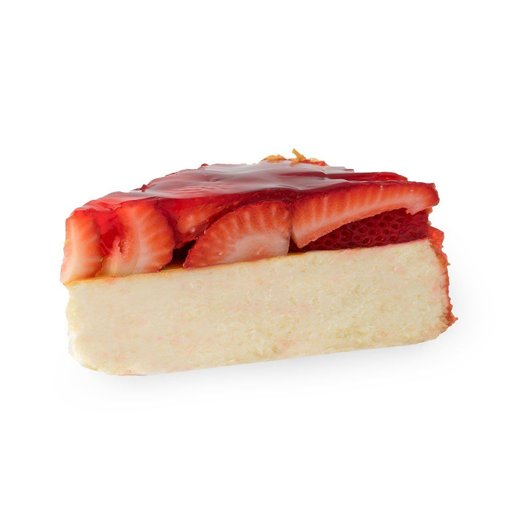 Strawberry Cheesecake Slice Cake Slice & Pastry Freed's Bakery