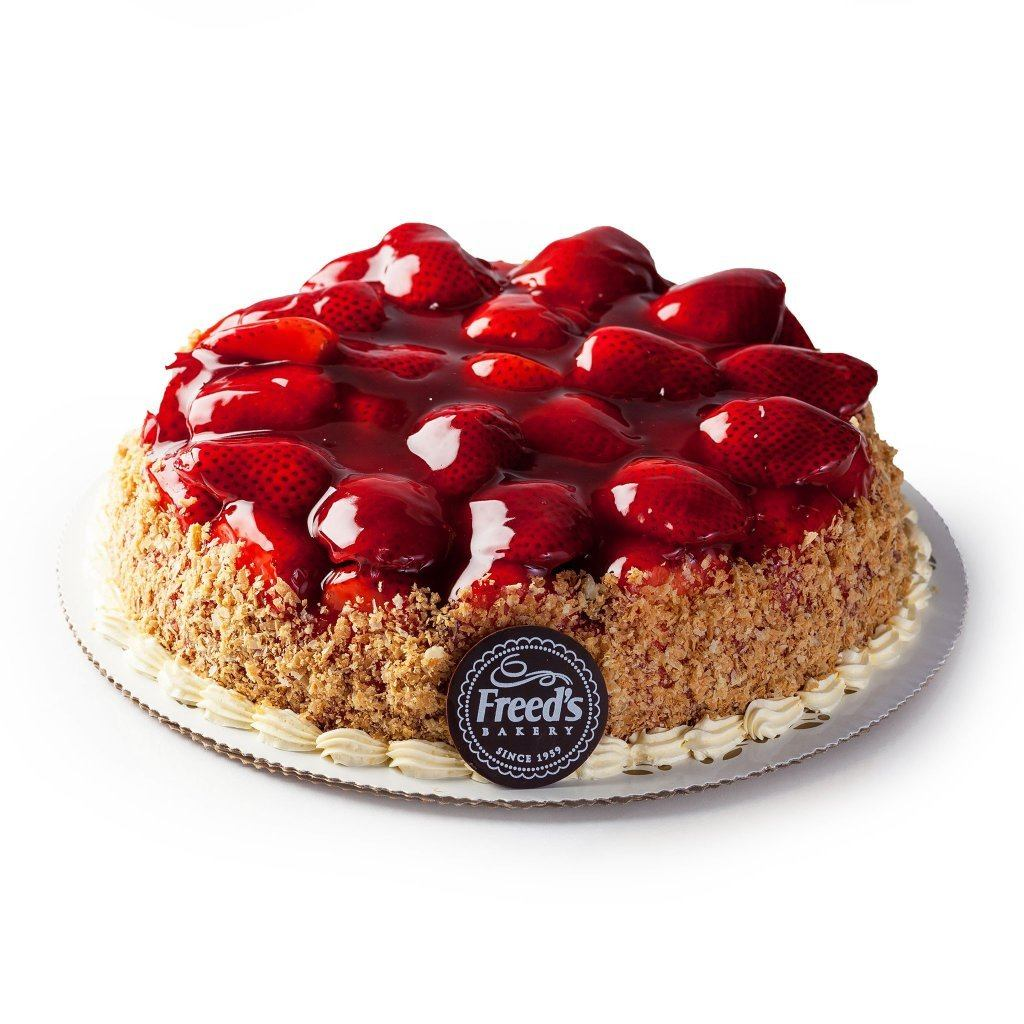 Strawberry Cheesecake Cake Freed's Bakery