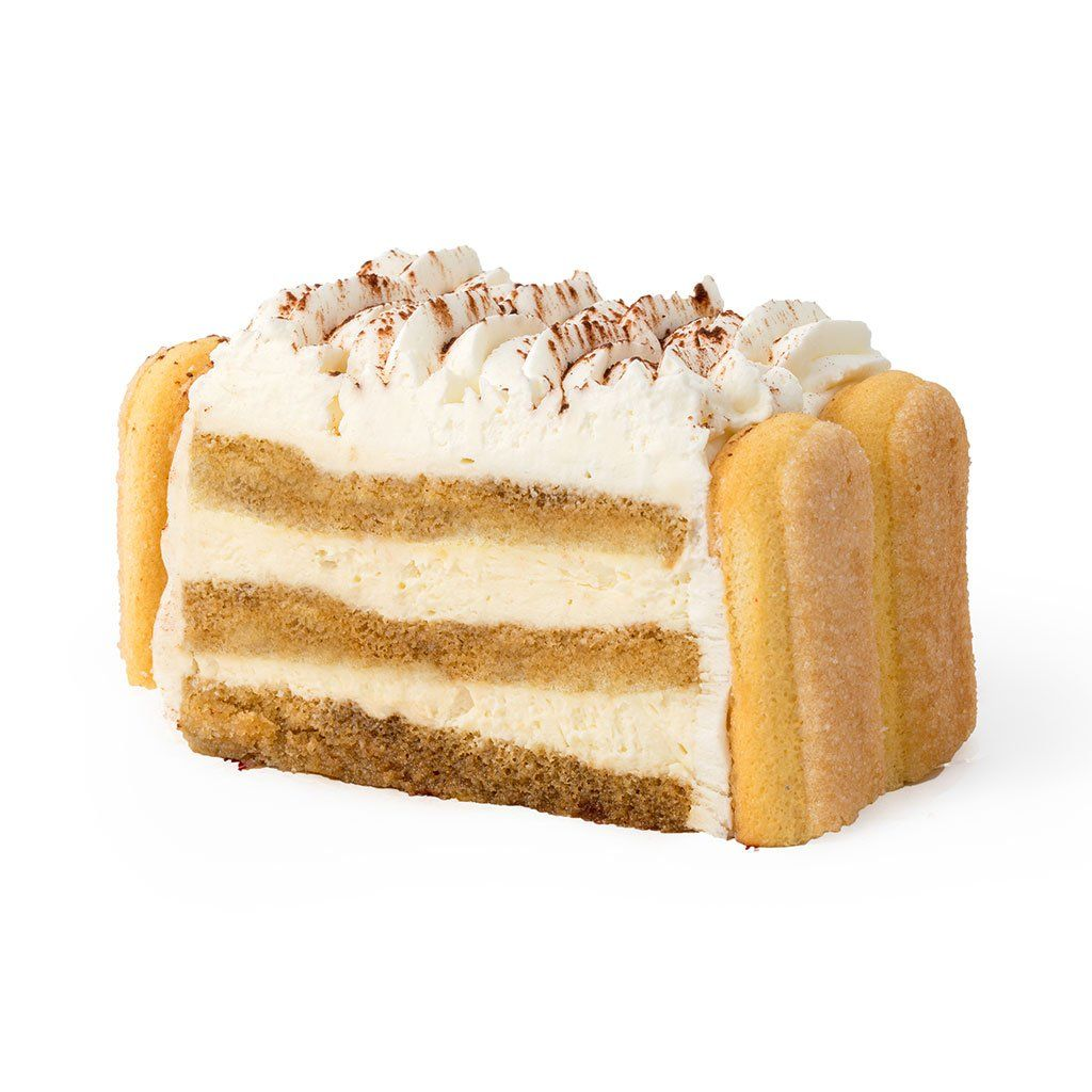 The Best Tiramisu Dessert Cake Slice Cake Slice & Pastry Freed's Bakery Individual Slice