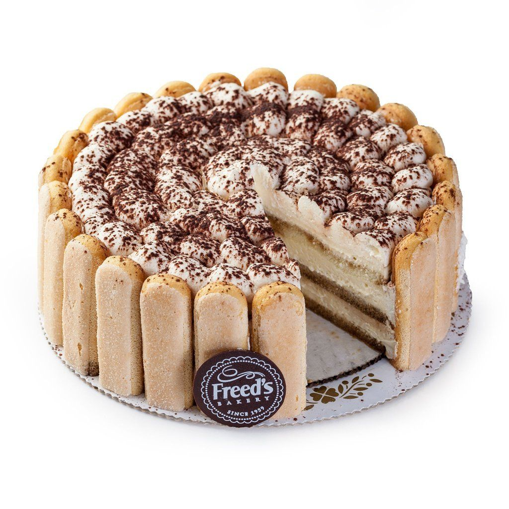 Tiramisu Cake Freed's Bakery