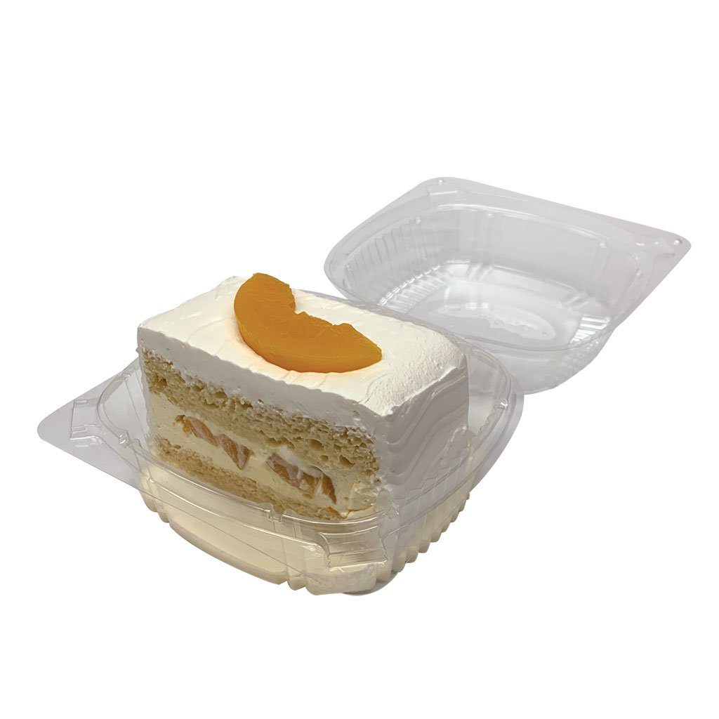 Tres Leches Dessert Cake Slice Dessert Cake Freed's Bakery Individual Slice (Serves 1-2) Peaches