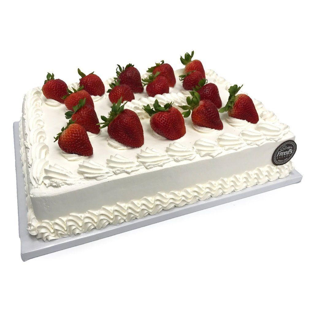 Tres Leches Cake Freed's Bakery