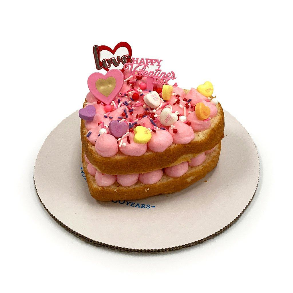 Valentine's Cake Activity Kit Activity Kit Freed's Bakery