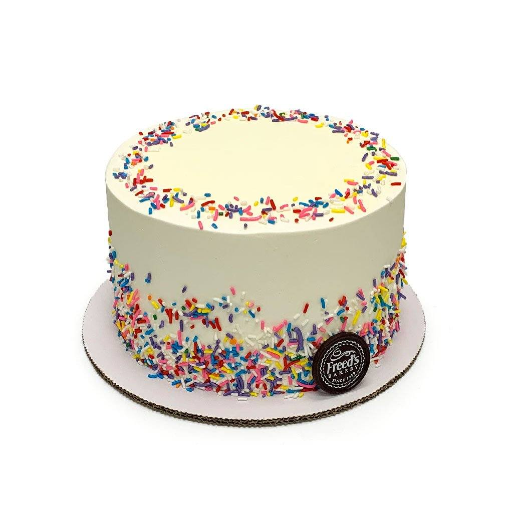 Premium Vanilla Ice Cream Cake Dessert Cake Freed's Bakery