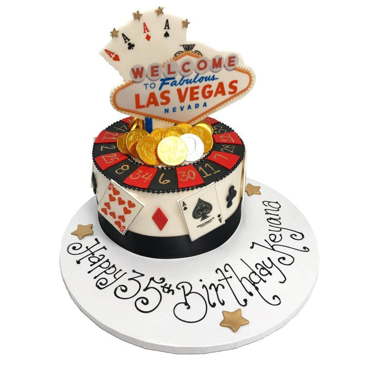 Las Vegas Cakes - Freed\'s Bakery