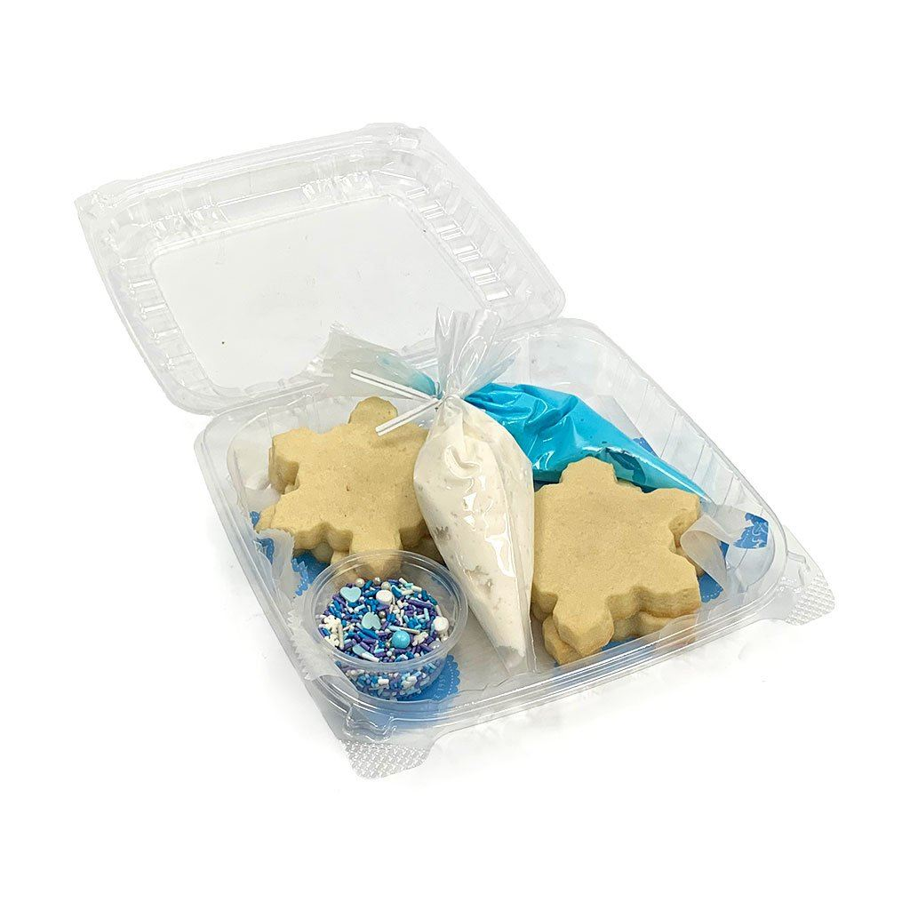 Winter Wonderland Cookie Activity Kit Activity Kit Freed's Bakery
