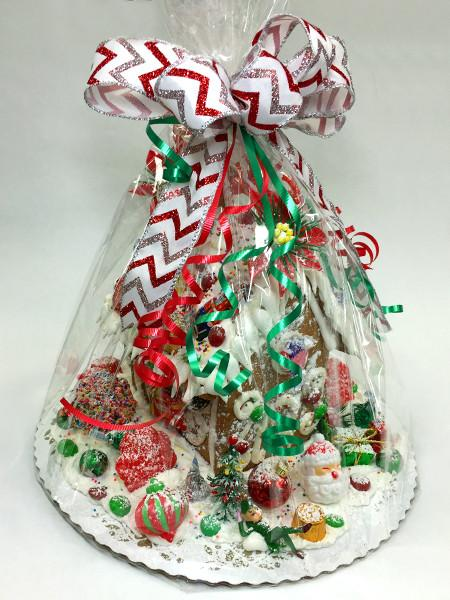 Gingerbread House Holiday Item Freed's Bakery