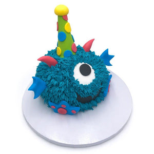 Blue Cake Monster