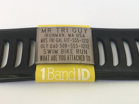 1BandID Hug for Samsung, Timex, TomTom, Mio, and more