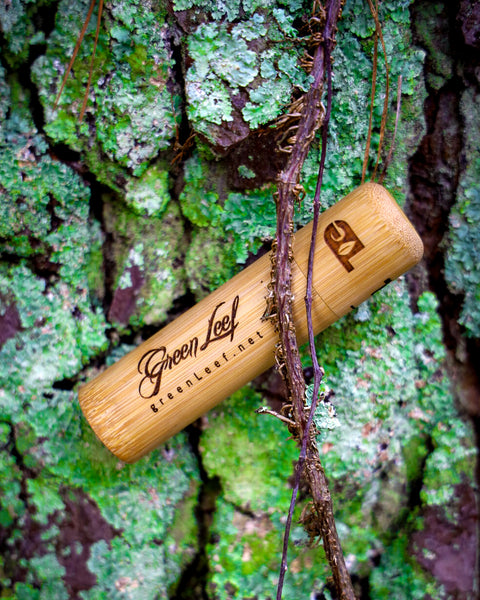 Smellproof Bamboo tube