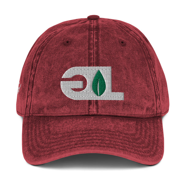 Vintage GreenLeef Dad Hat