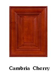 "24"" x 30"" Mullion Door for Diagonal Corner Wall Cabinet"