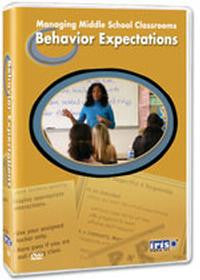 Managing Middle School Classrooms: Behavior Expectation