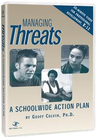 Managing Threats: A Schoolwide Action Plan