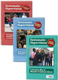 Systematic Supervision Library - 3 program set