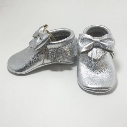 Raised Bow-BBTmoccs-Babytmoccs
