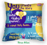 Kids Bed Sets | Throw Pillow