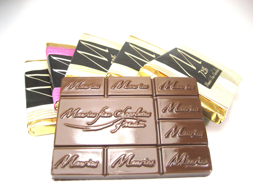 Solid Chocolate Bars