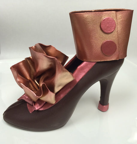 Designer Chocolate Shoes