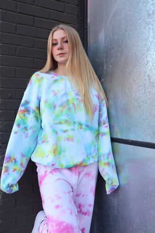 Unicorn Tears Freckles Sweatshirt