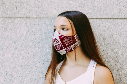 TX A&M Face Mask & Face Covering