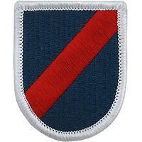 20th Special Forces Group Beret Flash